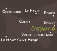 Le Domaine du Centaure en Normandie
