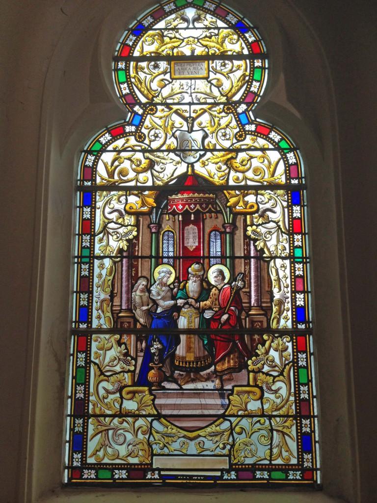 Eglise Saint Arnoult, à Coulonges - hameau de Sylvains les Moulins - ouverte pour les Journées Européennes du Patrimoine 2019